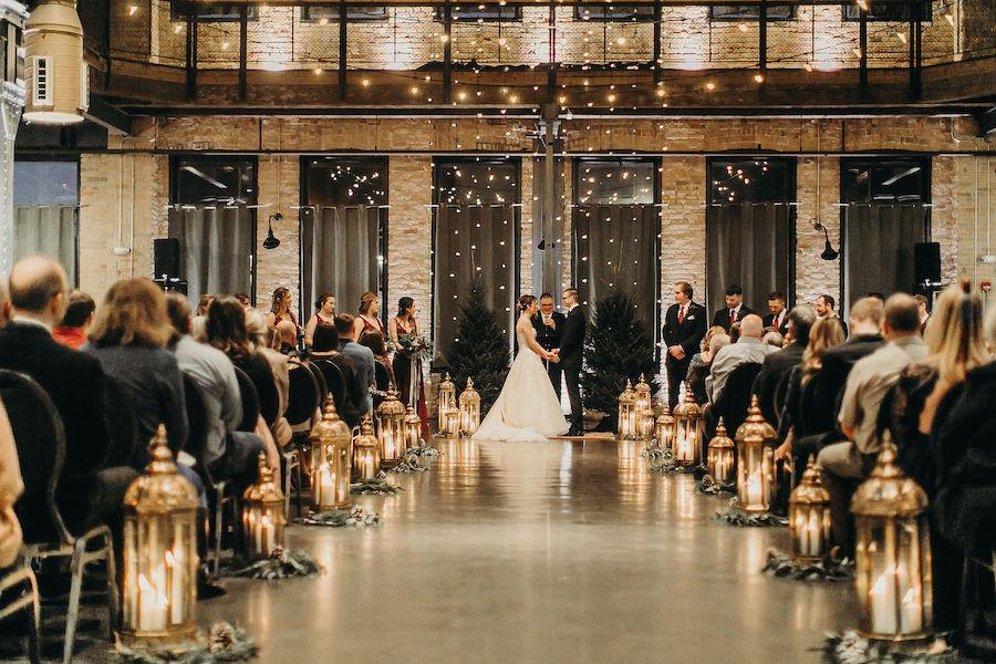 clyde iron works wedding